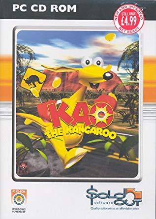 Kao the Kangaroo (Europe) (En,Fr,De,It,Es)