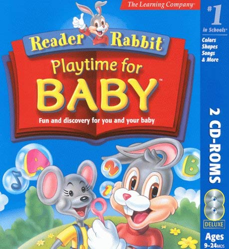 Reader Rabbit: Playtime for Baby (1999)