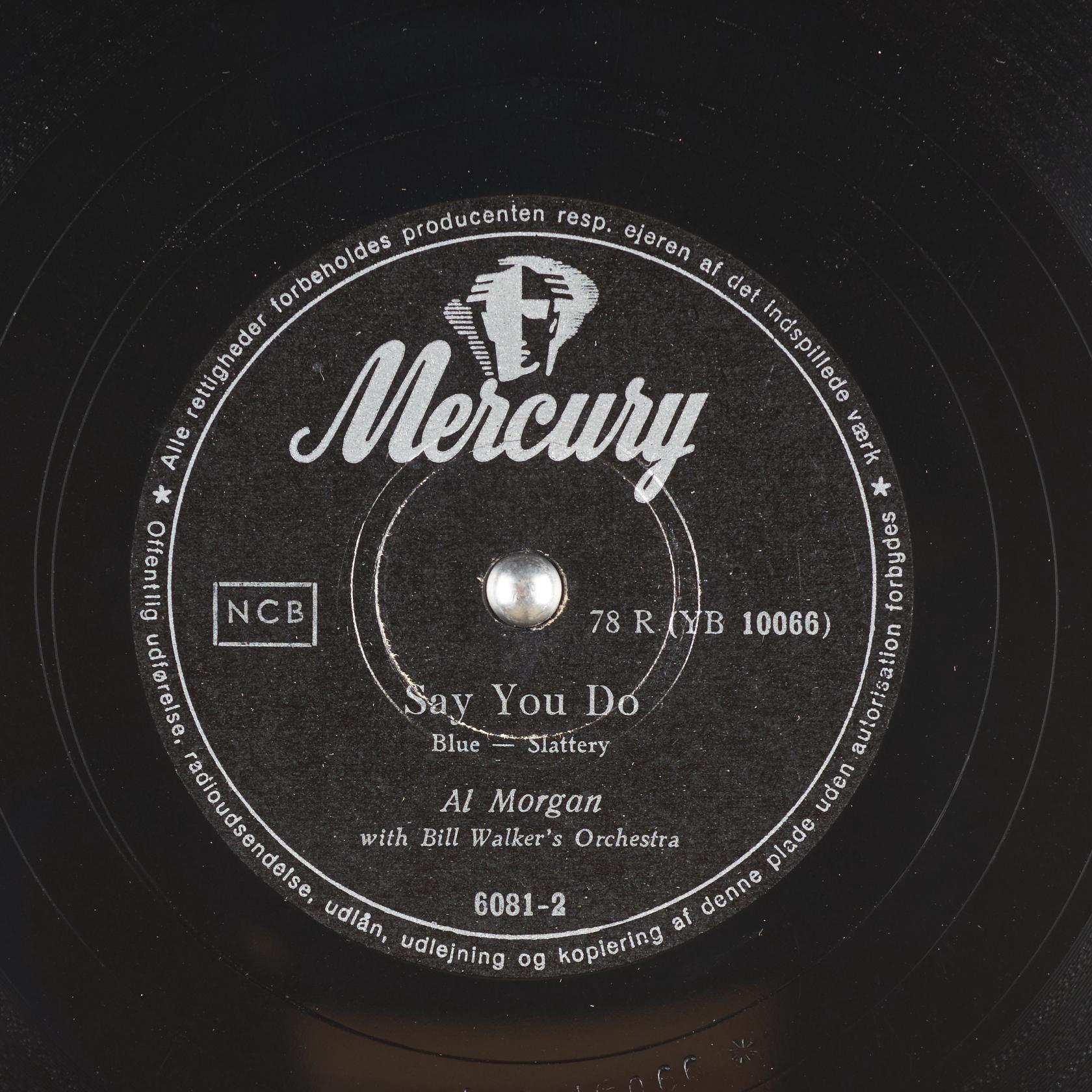 Say You Do : Al Morgan : Free Download, Borrow, and ...