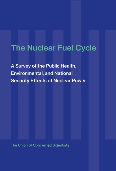 The Nuclear Fuel Cycle by Union