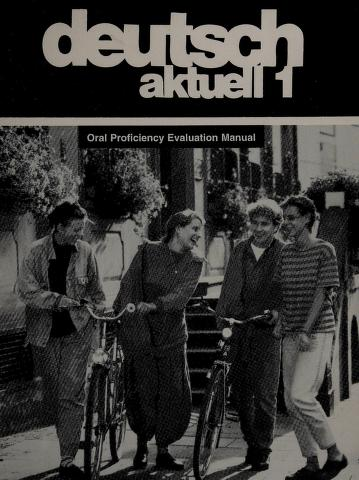 Cover of: Deutsch Aktuell 1 |