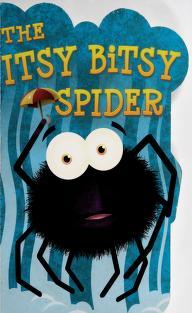 Cover of: The itsy bitsy spider   Charles Reasoner