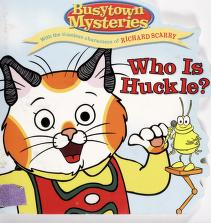 Cover of: Who is Huckle? | Natalie Shaw